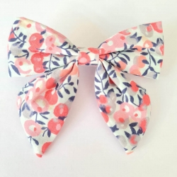 Barrette liberty rose