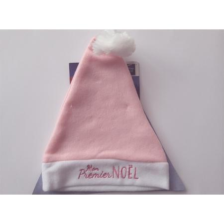 "Bonnet ""Mon premier Noël"""